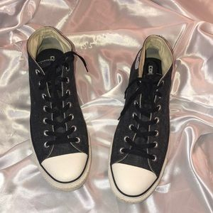 Men's Dark Denim Black Converse